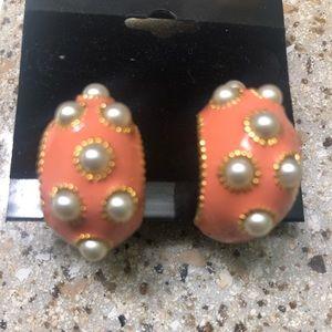 Vintage Graziano earrings.
